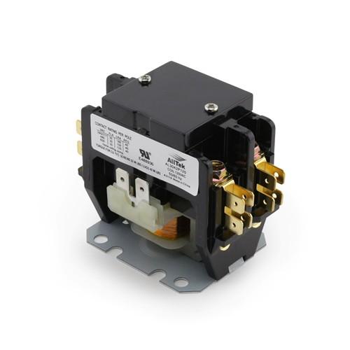AllTek Contactor 30A 120VAC 2 Pole
