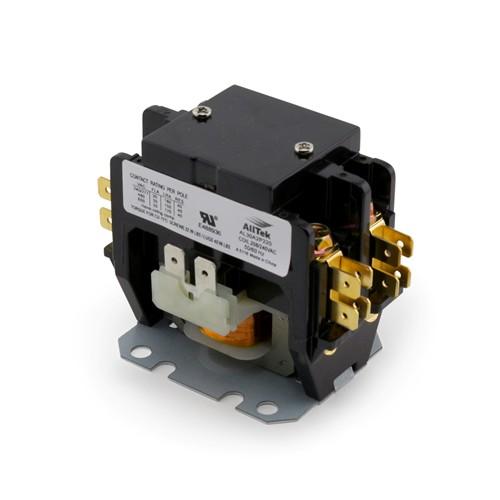 AllTek Contactor 30A 240VAC 2 Pole