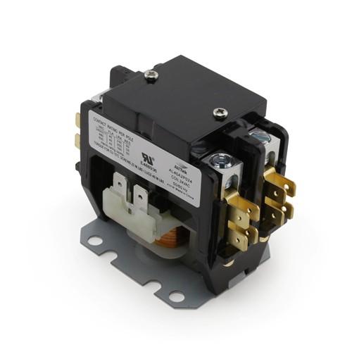 AllTek Contactor 40A 24VAC 2 Pole