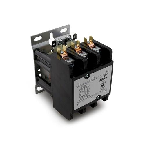 AllTek Contactor 50A 120VAC 3 Pole