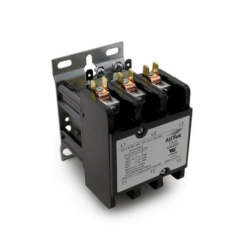 AllTek  Contactor 50A 240VAC 3 Pole