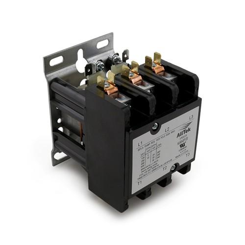 AllTek Contactor 60A 120VAC 3 Pole