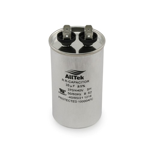AllTek Round Run Capacitor  35 MFD x 370/440V