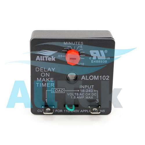 AllTek TIMER QD-068 Delay on Make