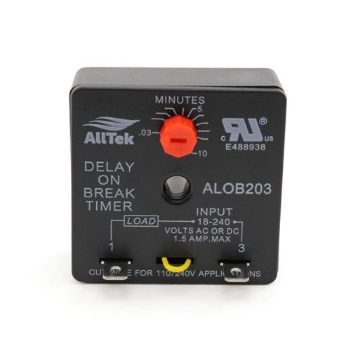 AllTek TIMER QD-072 Delay on Break