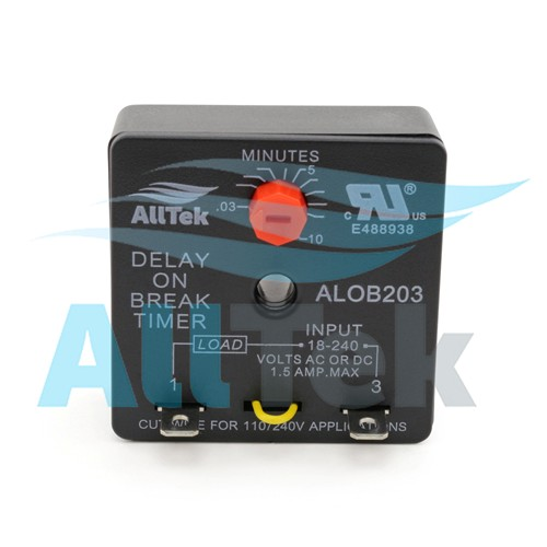 AllTek TIMER QD-072 Delay on Break