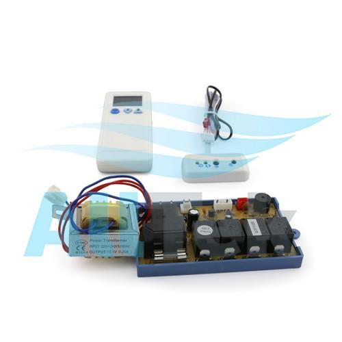 AllTek MINI-SPLITS  Universal A/C PC Control System