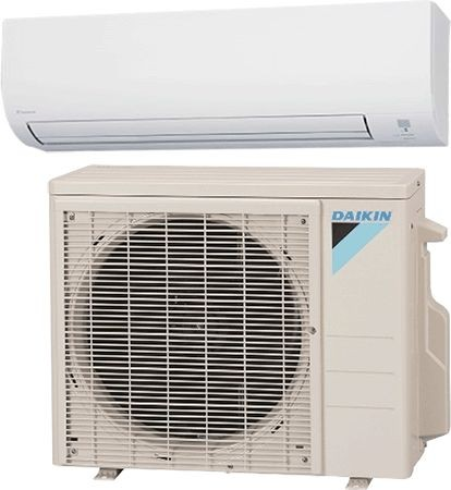 Daikin R-410A 15 Series High-Efficiency Wall-Mount Ductless Systems