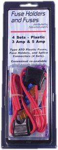 Zebra Instruments Fuse Holders & Plastic ATO/C Fuse