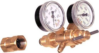 REHVAC Pressure Regulators - Nitrogen