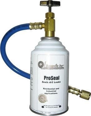 A/C Leak Freeze ProSeal A/C Leak Sealer Hose & Tap