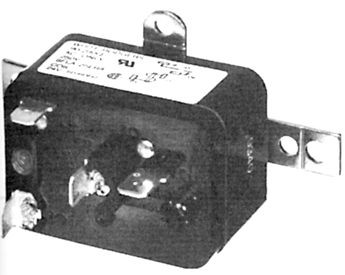 White-Rodgers WR/RBM Type 184 Compact Heavy-Duty Totally Enclosed Fan Relay
