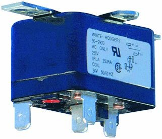 White-Rodgers WR/RBM Type 84 Totally Enclosed Fan Relay