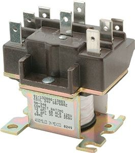 White-Rodgers WR/RBM Type 91 Two Pole Semi Enclosed Switching Relay