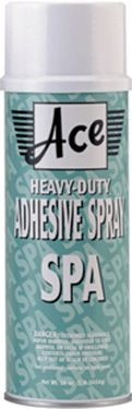 Design Polymerics Adhesive, 12oz Heavy Duty Spray