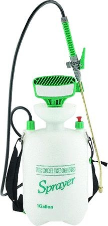 Do It Best Chemical Sprayer, 1 Gal Tank w/Brass Wand