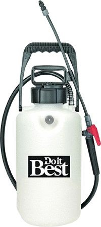 Do It Best Chemical Sprayer, 3 Gal HD Tank w/Wand