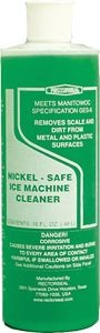 Rectorseal Cleaner, 16oz Nickel Safe Ice Machine