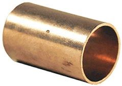 Bramec Copper Coupling, 3/8
