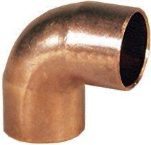 Bramec Copper Elbow, 1/8