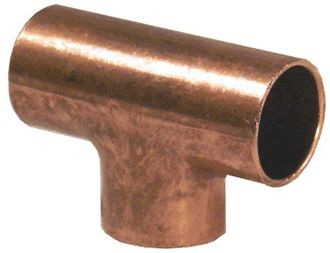 Bramec Copper Tee, 1/4