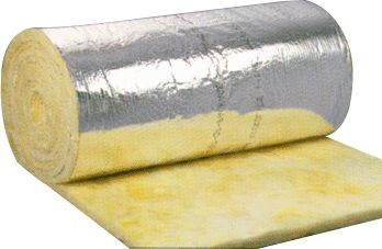 Johns Manville Duct Wrap, Fbrgls 1-1/2