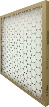 PrecisionAire Filter, 16 x 20  x 1 EZ Flow, Case of 12