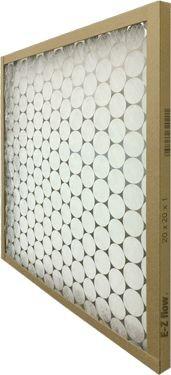 PrecisionAire Filter, 23-1/2 x 23-1/2 x 1 EZ Flow