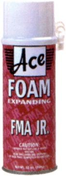 Altantic Chemical Foam Sealant, 12 oz ACE
