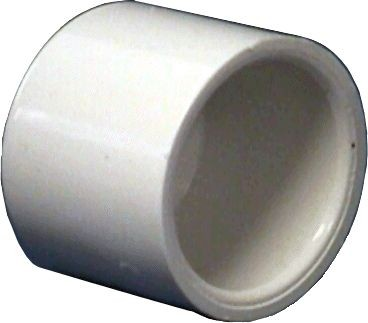 PVC Schedule 40 Fittings PVC Cap, 3/4