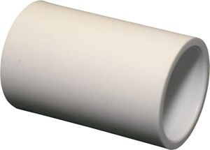 PVC Schedule 40 Fittings PVC Coupling, 3/4