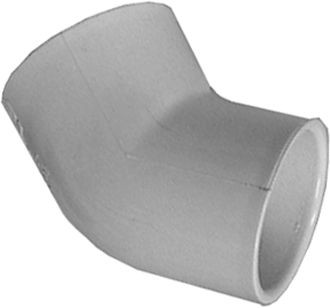 PVC Schedule 40 Fittings PVC Elbow, 3/4