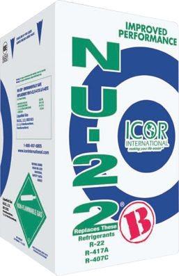 Icor International Refrigerant, 25lbs Mineral R422B MO29
