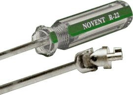 Rectorseal Screwdriver Key, 20/Pack Unlocks Green/Silver Caps