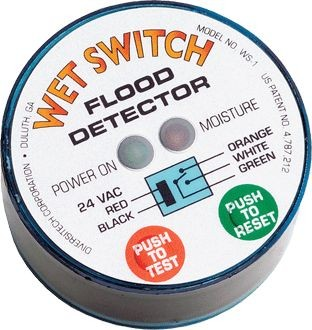 Diversitech Corporation Wet Switch Flood Detector