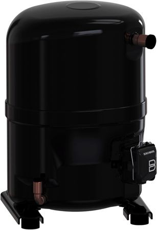 Bristol Compressor, 33mbtu R22 230/1 Recip PSC H22J333ABCAP Bristol