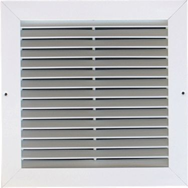 Metallum Enterprises Fixed Frame Return Air Grille