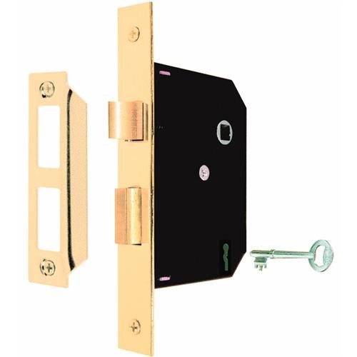 Prime Line Prod. Bit Key Mortise Lock