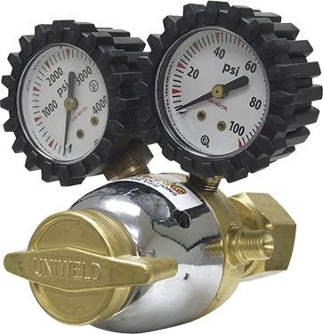 Uniweld Products Inc Regulator, Oxygen