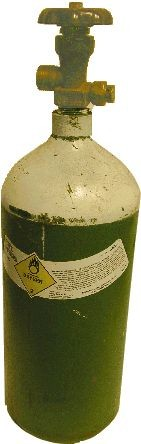 AAA Supply Tank, Oxygen 20 cu ft