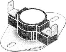 Frigidaire 131298400 Dryer Thermostat, Ty