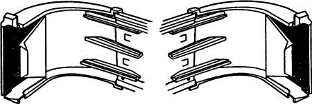 Frigidaire 218758602 Shelf Bar Support -