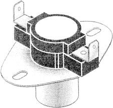 Frigidaire 5308015847 Dryer Thermostat, T