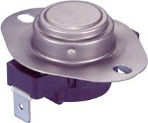 Universal SUL290 Thermostat, 290 Open 250 Close L Series SPST Thermodisc