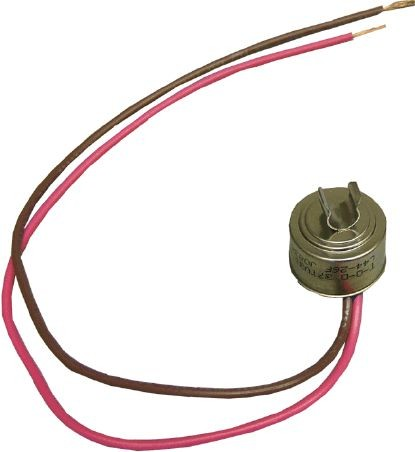 Sealed Unit Parts Co - SUPCO SUSL7490 Defrost Thermostat, 48 Open 18 Close Frigidaire Ice Mkr