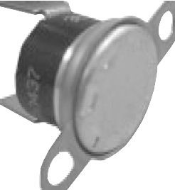 Universal SUSLF222VA Thermostat, Univ Dryer Flush Mount Auto Roll Out Switch