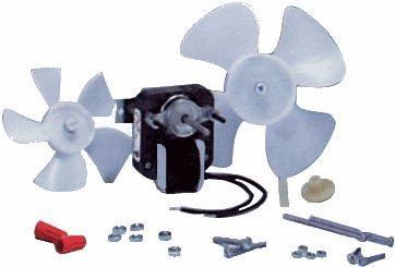 Sealed Unit Parts Co - SUPCO SUSM673 Motor Kit, 2-Spd Univ Utility 120V 1550rpm CW/CCW