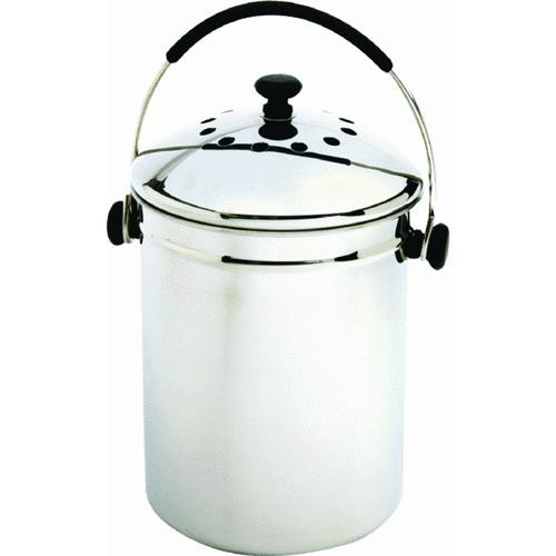Norpro Stainless Steel Compost Keeper