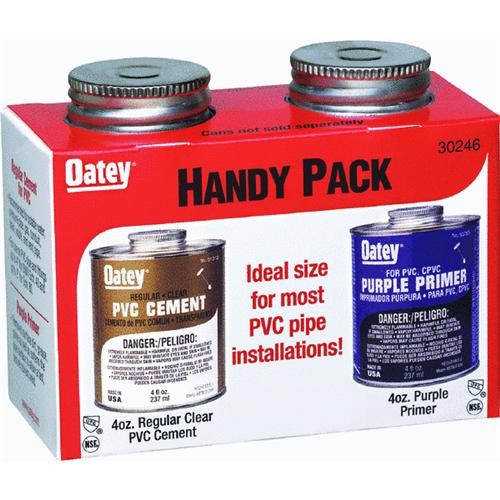 Oatey Solvent Cement Handy Pack