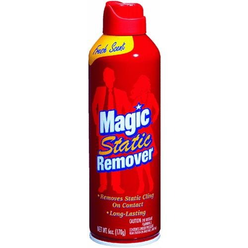Faultless Starch Magic Static Remover